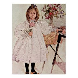 Gladys, 1895 cartes postales