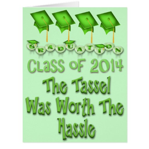 Gland en valeur la grande obtention du diplôme 201 carte de vœux