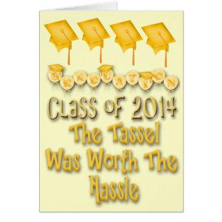 Gland en valeur l'obtention du diplôme 2014 de dis carte