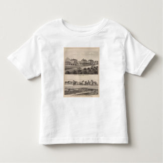 Glenhaven et vue agréable, le Kansas T-shirt Pour Les Tous Petits