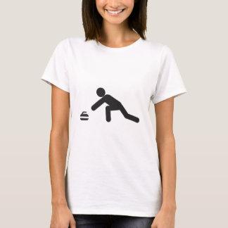 Glissière de bordage t-shirt