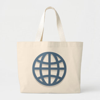 Globe - Emoji Grand Tote Bag