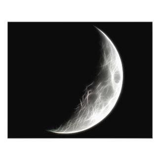 Globe lunaire de planète de lune quarte prospectus