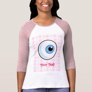 Globe oculaire mignon t-shirt