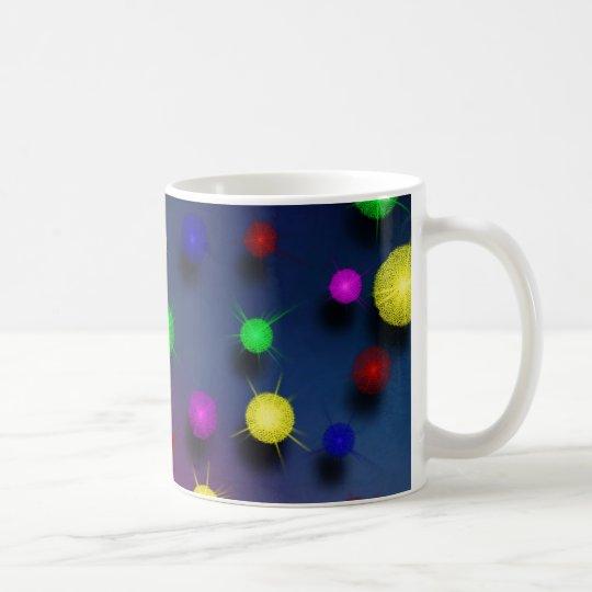 Globes de flottement mug