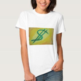 glodencash.jpg t-shirts