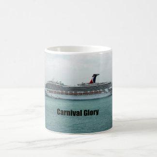 Gloire de carnaval mug