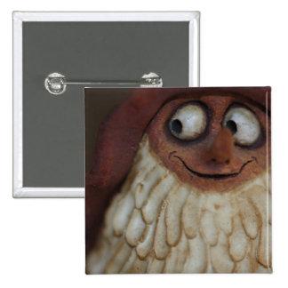 Gnome de sourire pin's