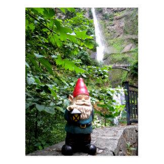 Gnome III de Multnomah Carte Postale