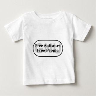 GNOU - logiciel gratuit - personnes libres T-shirt