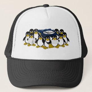 GNU/Linux ! Casquette