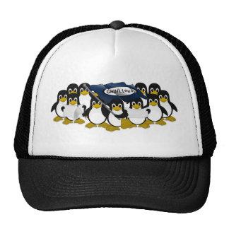 GNU Linux Casquette