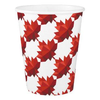 Gobelets En Papier Canadian Dream