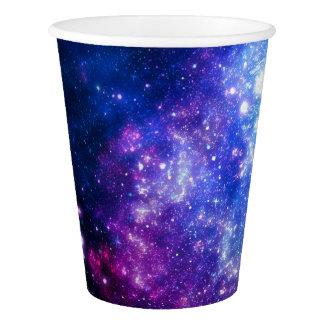 Gobelets En Papier Galaxie