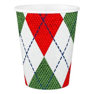 Gobelets En Papier Maison pour les tasses de papier de Noël de