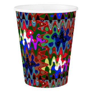 Gobelets En Papier Style : Tasse de papier, jet de 9 onces une partie