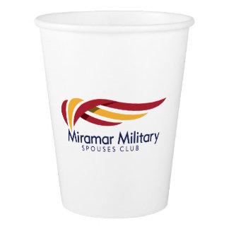 Gobelets En Papier Tasses de papier de MMSC