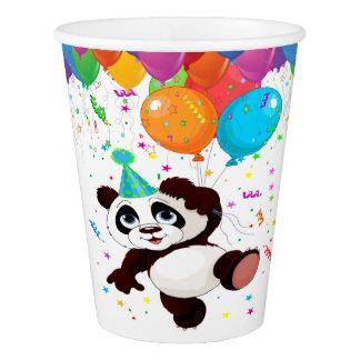 Gobelets En Papier Tasses de papier de panda de marchandises