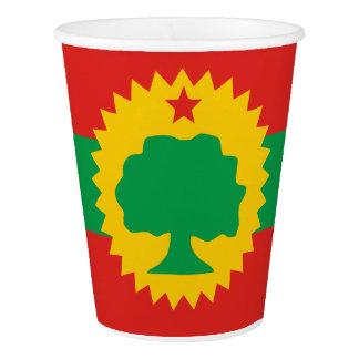 Gobelets En Papier Tasses d'Oromo