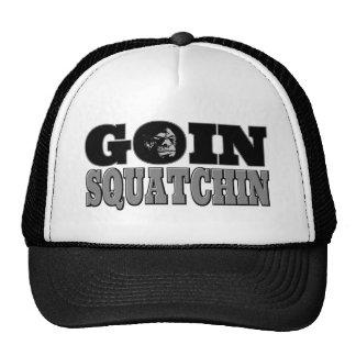 Goin Squatchin Casquettes De Camionneur