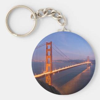 Golden gate bridge au porte - clé de coucher du porte-clés