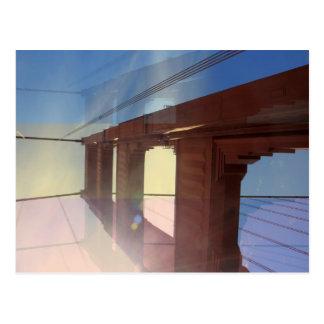 Golden gate bridge cartes postales