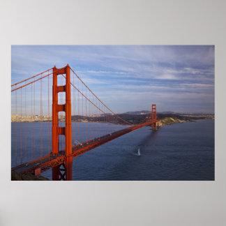 Golden gate bridge de Marin Affiches