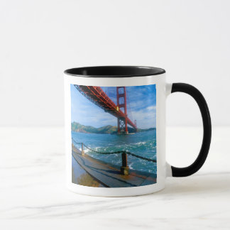Golden gate bridge et Baie de San Franciso 2 Mug