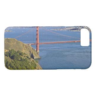 Golden gate bridge et San Francisco. 2 Coque iPhone 7