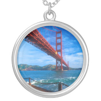 Golden gate bridge, la Californie Collier