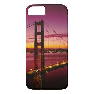 Golden gate bridge, San Francisco, la Californie 3 Coque iPhone 7