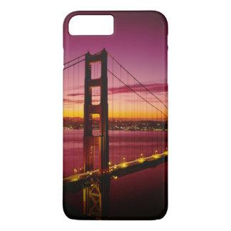 Golden gate bridge, San Francisco, la Californie, Coque iPhone 7 Plus