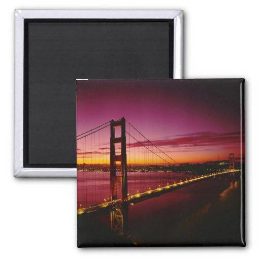 Golden gate bridge, San Francisco, la Californie,  Aimant