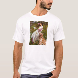 Golden retriever 1 - Windflowers T-shirt