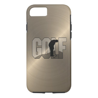 Golf d'or coque iPhone 7