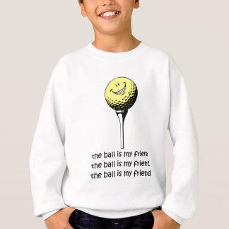 Golf drôle sweatshirt
