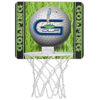 Golf Mini-panier De Basket
