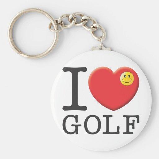 Golf Porte-clé