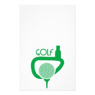 Golf Prospectus 14 Cm X 21,6 Cm