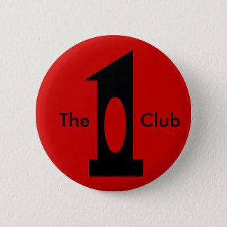 Golf - trou dans 1 club (noir) badges