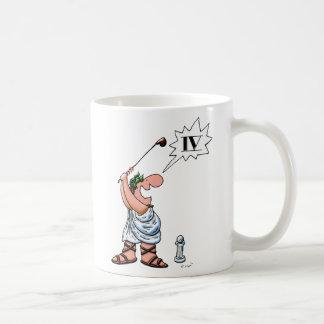 Golfeur romain--IV Mug