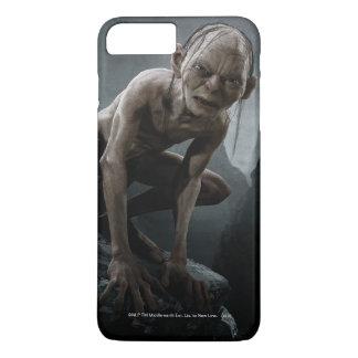 Gollum sur une roche coque iPhone 7 plus