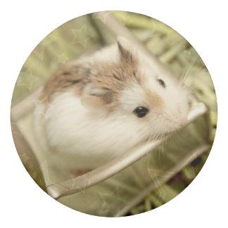 Gomme Hammyville - hamster mignon personnalisé