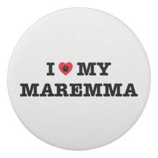 Gomme I coeur mon Maremma