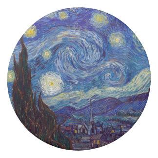 Gomme VINCENT VAN GOGH - nuit étoilée 1889
