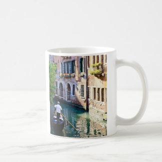 Gondole à Venise Italie Tasse À Café