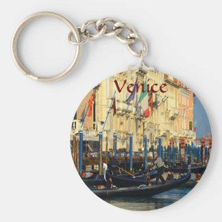 Gondoliers vénitiens porte-clés