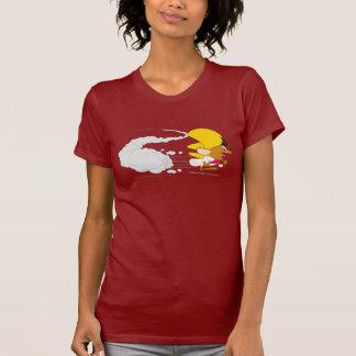 Gonzales rapide fonctionnant en couleurs t-shirts