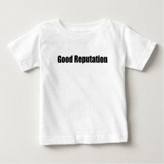 Good Reputation Baby T-shirt Pour Bébé