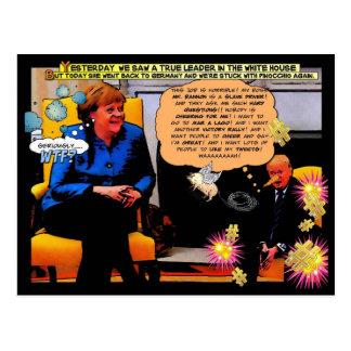 GOP et Pinocchio Cartes Postales